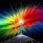 Josh - Rainbow Explosion